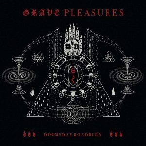 "GRAVE PLEASURES – Doomsday Roadburn 2LP 12"" Vinyl Records"