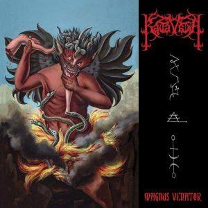 """KATAVASIA – Magnus Venator LP (black) 12"""" Vinyl Records"""