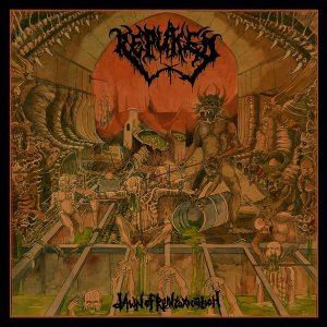 "REPUKED – Dawn of Reintoxication LP 12"" Vinyl Records"