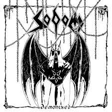 """SODOM – Demonized LP (bone white) 12"""" Vinyl Records"""