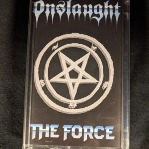 ONSLAUGHT – The Force MC Tapes