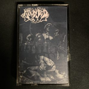 HAUNTED – s/t MC (2nd Hand) 2nd Hand Tapes