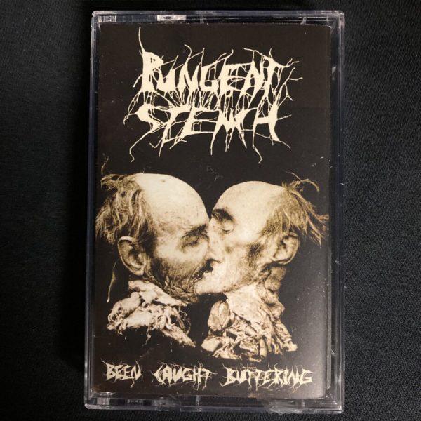 PUNGENT STENCH – Been Caught Buttering MC