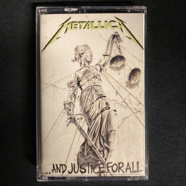 METALLICA – …And Justice For All MC