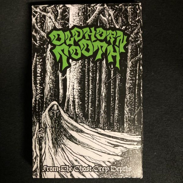 OLD HORN TOOTH – From The Ghost Grey Depths MC