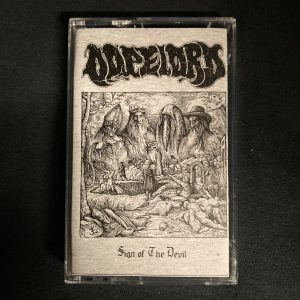 DOPELORD – Sign of The Devil MC (2nd Hand) 2nd Hand Tapes