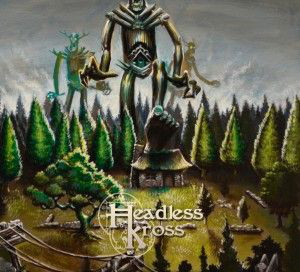 HEADLESS KROSS – Volumes CD (2nd Hand) 2nd Hand CDs