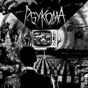 "PSYKOMA – S/T 7"" 7"" Vinyl Records"