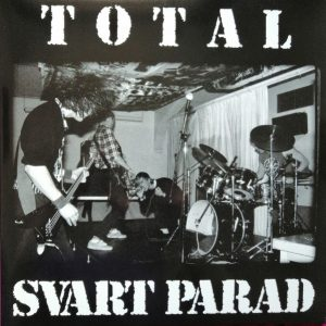 "SVART PARAD – Total Svart Parad 2LP + CD 12"" Vinyl Records"