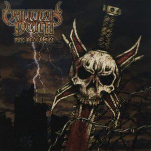 MALICIOUS DEATH – War And Power CD (2nd Hand) 2nd Hand Cds