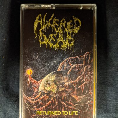 ALTERED DEAD – Returned To Life MC Tapes