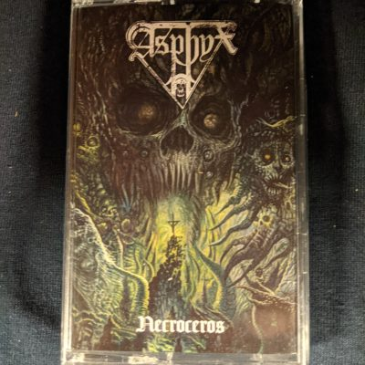 ASPHYX – Necroceros MC Tapes