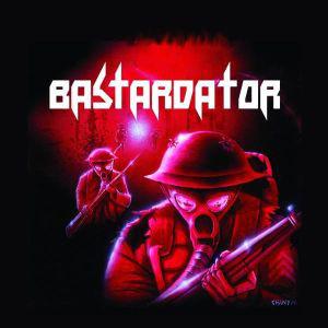 """BASTARDATOR / CHILDREN OF TECHNOLOGY – split 7"""" (2nd Hand) 2nd Hand Vinyl EP"""