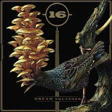 16 – Dream Squasher LP (2nd hand) 2nd Hand Vinyl LP