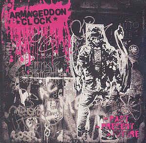 ARMAGEDDON CLOCK – Past Present Future LP (2nd hand) 2nd Hand Vinyl LP