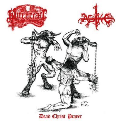 """WITCHCRAFT / ASKE – Dead Christ Prayer LP 12"""" Vinyl Records"""