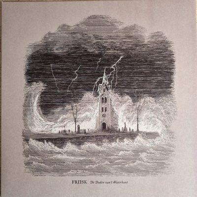 FRIISK – De Doden van't Waterkant LP (2nd hand) 2nd Hand Vinyl LP