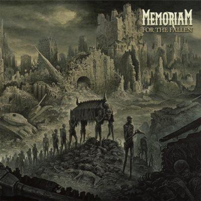 MEMORIUM – For the Fallen LP (2nd hand) 2nd Hand Vinyl LP