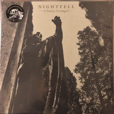 NIGHTFELL – A Sanity Deranged LP (2nd hand) 2nd Hand Vinyl LP