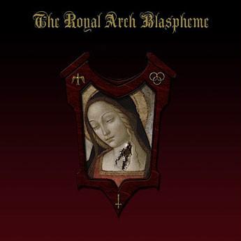 THE ROYAL ARCH BLASPHEME – S/T LP (2nd hand) 2nd Hand Vinyl LP