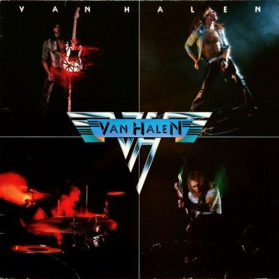 VAN HALEN – S/T LP (2nd Hand) 2nd Hand Vinyl LP