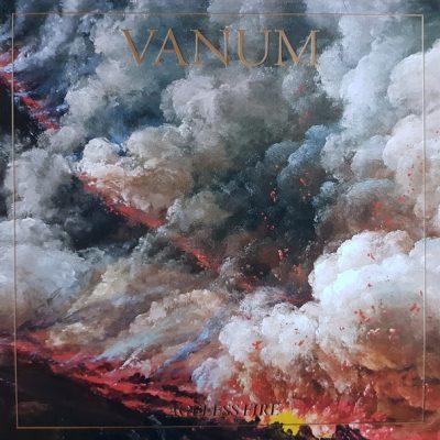 VANUM – Ageless Fire LP (2nd hand) 2nd Hand Vinyl LP