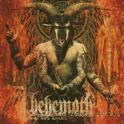 BEHEMOTH – Zos Kia Cultus LP (2nd hand) 2nd Hand Vinyl LP