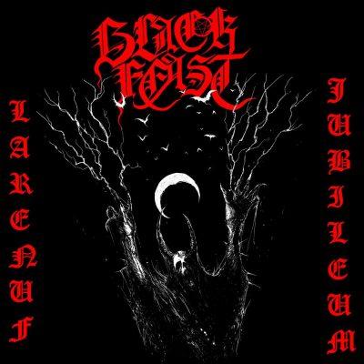 """BLACK FEAST – Larenuf Jubileum LP 12"""" Vinyl Records"""