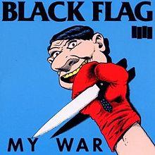 "BLACK FLAG – My War LP 12"" Vinyl Records"