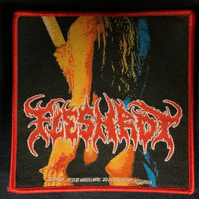 FLESHROT – Demo 2020 patch Patches