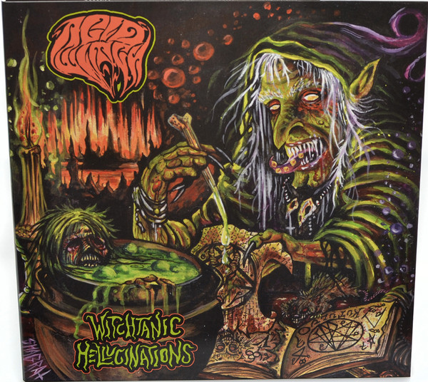 https- www.discogs.com Acid-Witch-Witchtanic-Hellucinations release 12735208