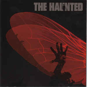 THE HAUNTED – Unseen LP (2nd hand) 2nd Hand Vinyl LP