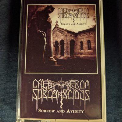 CALL FROM SUBCONSCIOUS –  Sorrow and Avidity MC Tapes