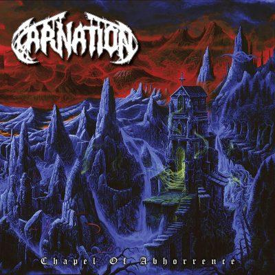 "CARNATION –  Chapel of Abhorrence LP 12"" Vinyl Records"