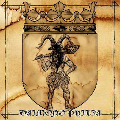 "LORD OF PAGATHORN – Daimono Philia LP 12"" Vinyl Records"