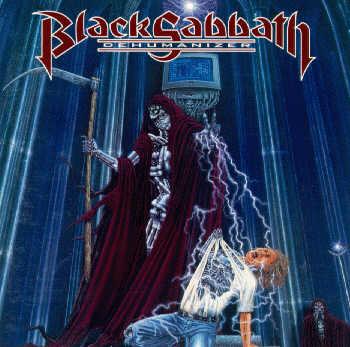 BLACK SABBATH – Dehumanizer CD (2nd Hand) 2nd Hand CDs