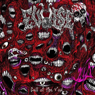 """EVULSE – Call of the Void 7"""" 7"""" Vinyl Records"""