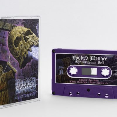 HOODED MENACE – The Tritonus Bell MC (preorder) Label Releases