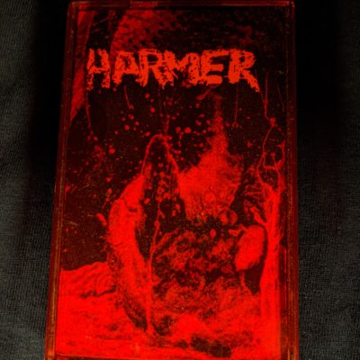 HARMER – S/T MC Tapes