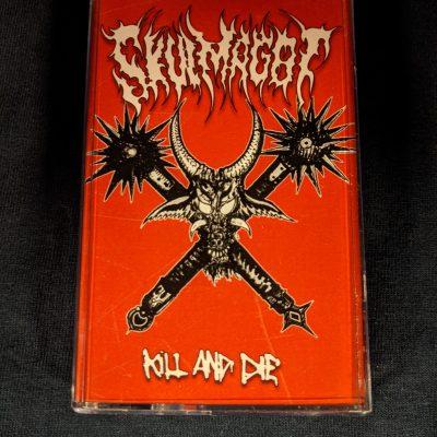 SKULMAGOT –  Kill and Die MC Tapes