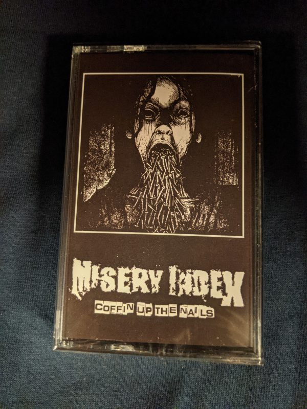 Misery Index Coffin MC