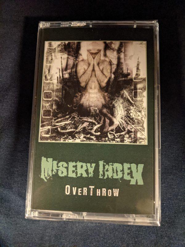 Misery Index overthrow mc
