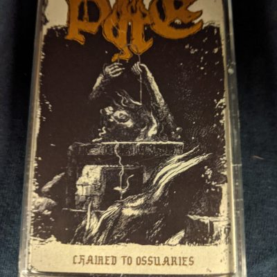 PYRE –  Chained to Ossuaries MC Tapes