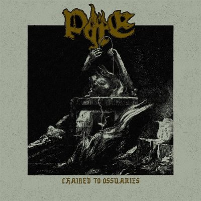 """PYRE – Chained to Ossuaries LP 12"""" Vinyl Records"""
