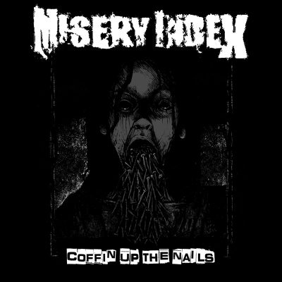 """MISERY INDEX –  Coffin up the Nails LP 12"""" Vinyl Records"""