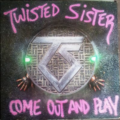 TWISTED SISTER – Come Out and Play LP (2nd hand) 2nd Hand Vinyl LP