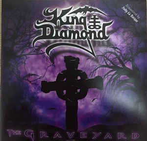 KING DIAMOND – The Graveyard Digipak CD (2nd Hand) 2nd Hand CDs