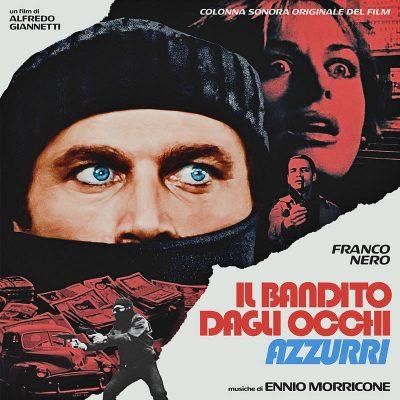 """ENNIO MORRICONE-  Il Bandito Dagli Occhi LP 12"""" Vinyl Records"""
