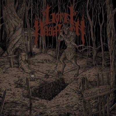 "LORD OF PAGATHORN – Nekros Philia LP 12"" Vinyl Records"