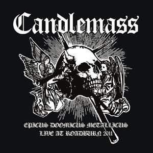 CANDLEMASS –  Epicus Doomicus Metallicus: Live at Roadburn 2011 2LP (2nd hand) 2nd Hand Vinyl LP